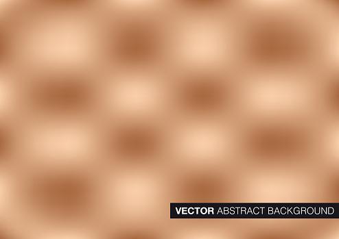 Vector copper color background