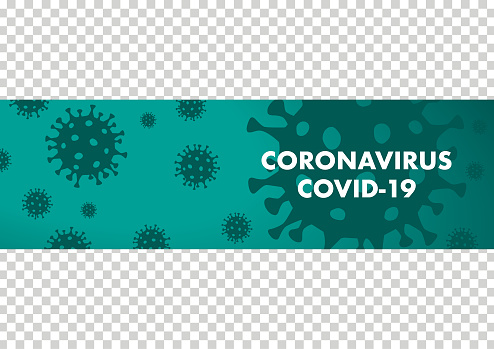 Vector Coronovirus Background