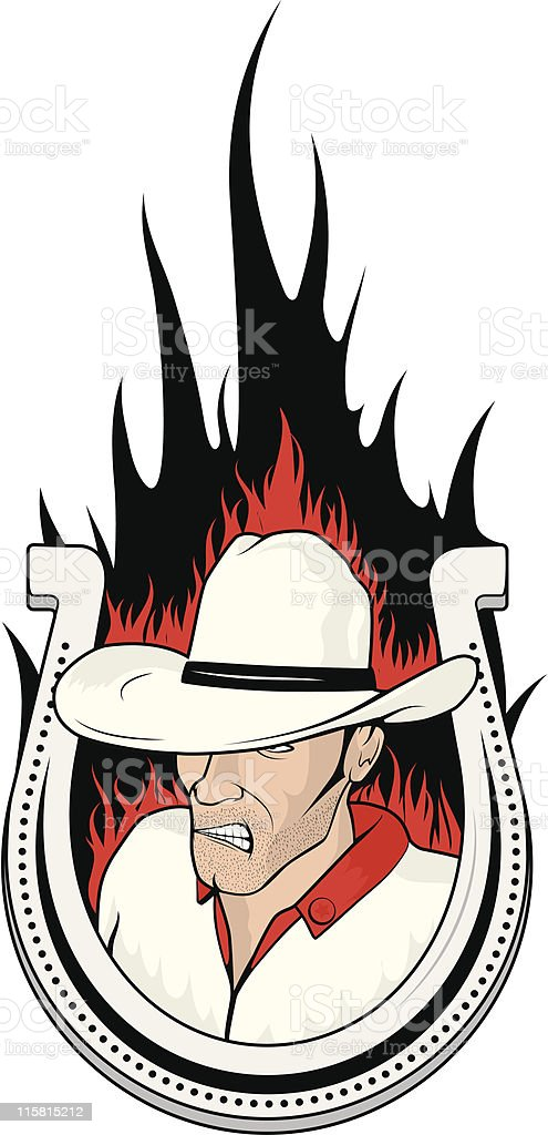 vector cowboy2 royalty-free vector cowboy2 stock vector art & more images of adult