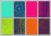 istock Vector creative cards 617900790