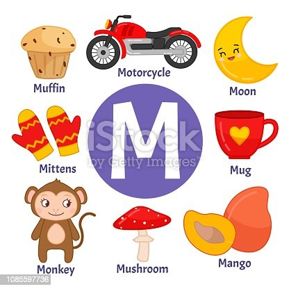 Starting m things with letter Sports Cars