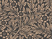 Elegant luxury brown tone design for wallpapers, backdrops and page fill.