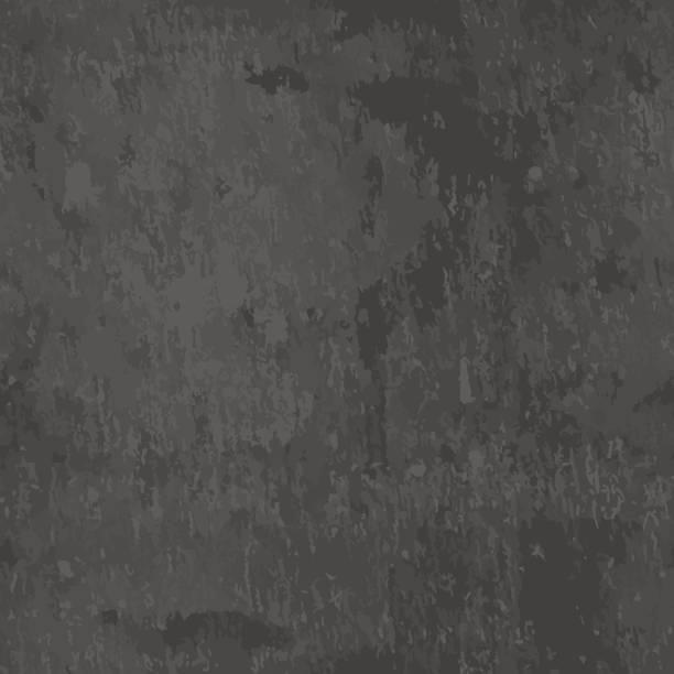illustrations, cliparts, dessins animés et icônes de vector foncé gris ardoise seamless texture. résumé historique de pierre noire. tableau blanc - texture de pierre