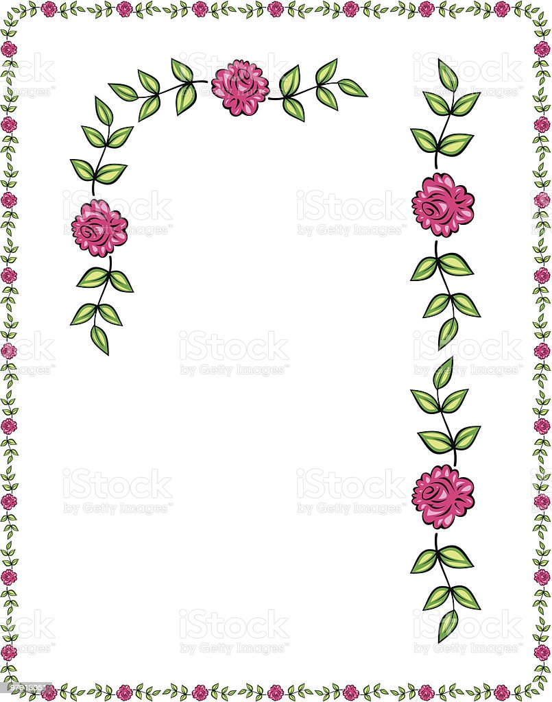 Vector decorative frame royalty-free vector decorative frame stock vector art & more images of art