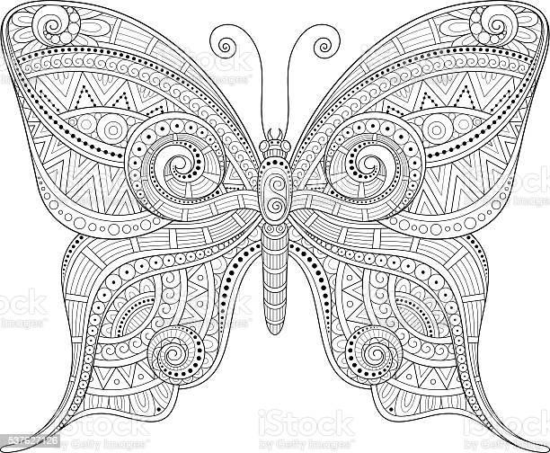 Vector decorative ornate butterfly vector id537627126?b=1&k=6&m=537627126&s=612x612&h=84udbhotstkeorgv1 yofkdllkfpmkjd1w029q9d fu=