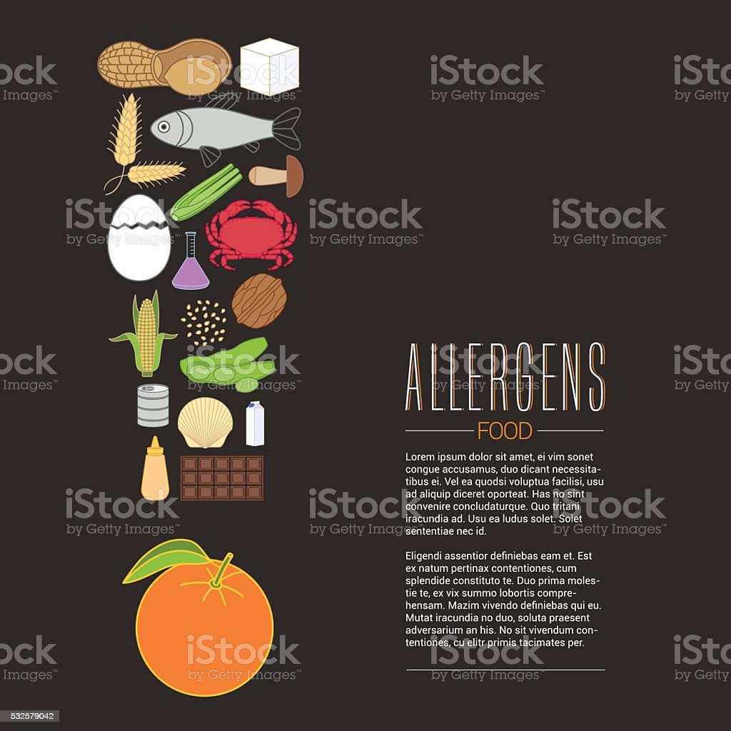 Vector design element for article, banner, poster vector art illustration