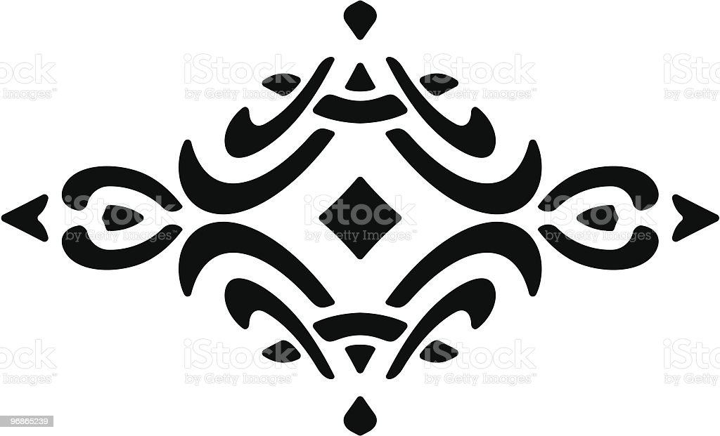Vector design element royalty-free stock vector art