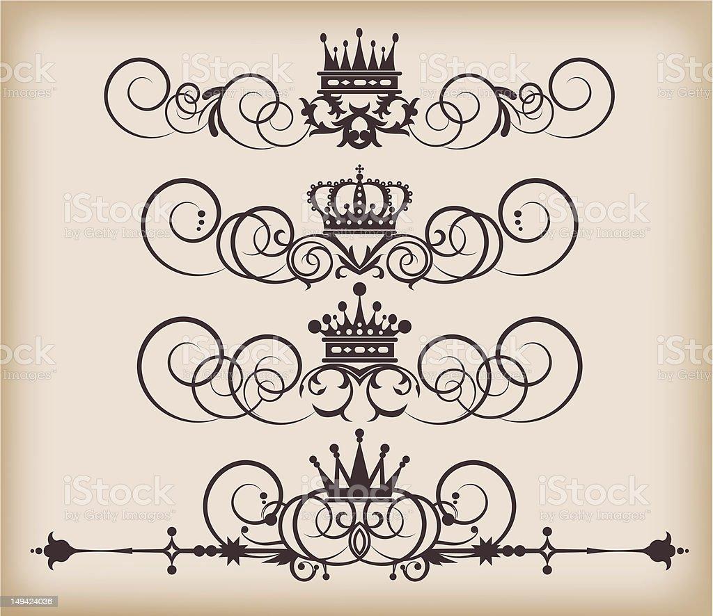 Vector Design Elements - set 20 royalty-free vector design elements set 20 stock vector art & more images of art