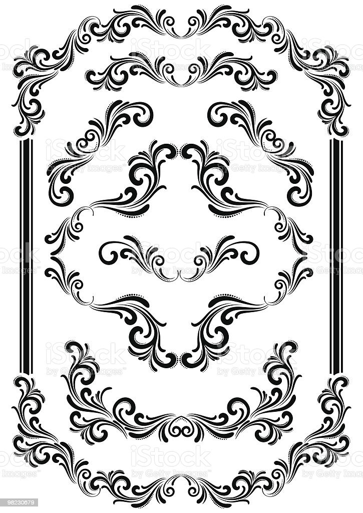 Vector design elements royalty-free vector design elements stock vector art & more images of abstract