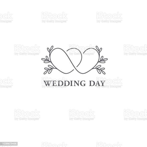 Vector design template wedding symbol concept vector id1038829490?b=1&k=6&m=1038829490&s=612x612&h=xfujpejw 3vpl3kuefuw3u8utv za3av nfagzspyve=
