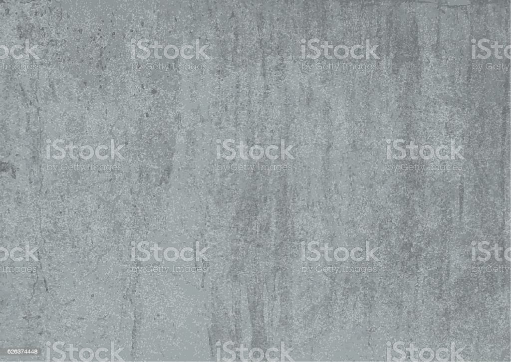 Vector Detailed Concrete Texture. vector art illustration