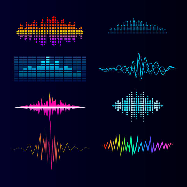 Best Graphic Equalizer Illustrations, Royalty-Free Vector Graphics