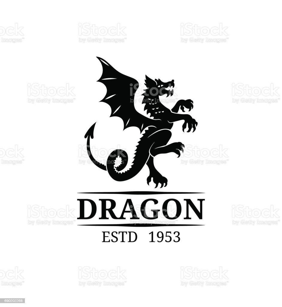Galés Dragón-símbolo Signo rótulos con el logotipo de arte cartel de imágenes Decal Sticker