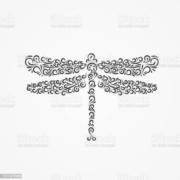 Vector dragonfly from decorative ornate ornaments and curls vector id1014022838?b=1&k=6&m=1014022838&s=612x612&h=ck1n bqibkqqdormcymxg rduk4oxauyoq3flovhjzu=