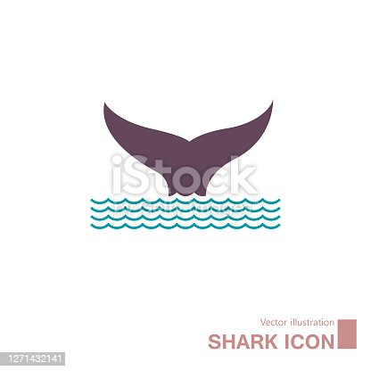 istock Vector drawing of marine life. 1271432141
