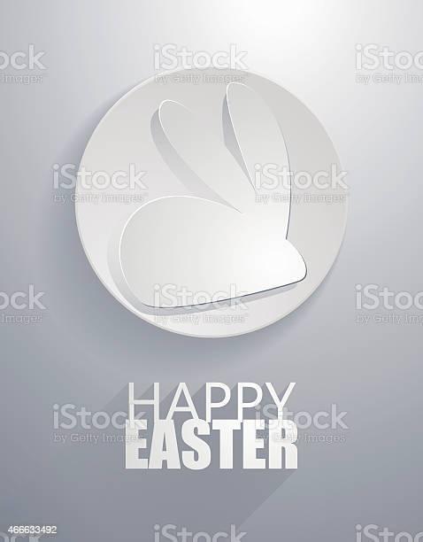 Vector easter gray rabbit icons with paper cut style vector id466633492?b=1&k=6&m=466633492&s=612x612&h=rg0ggb1gkybroo5ztabkqi pgssuekhsi4ry 8jt0fe=