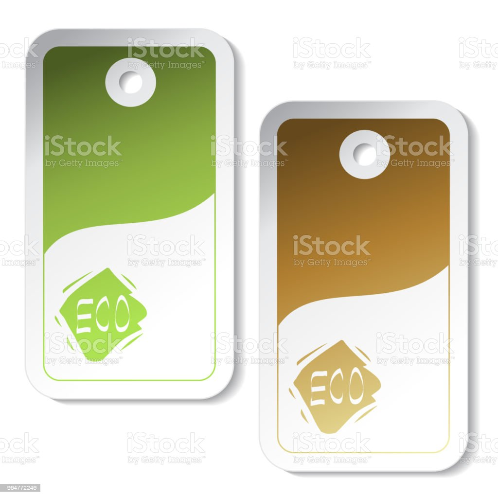 Vector eco labels, stickers, tags royalty-free vector eco labels stickers tags stock vector art & more images of adhesive note