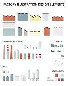Vector factory elements