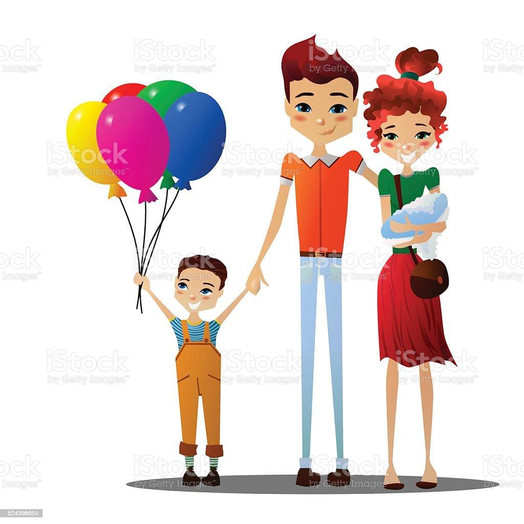 zdjęcia rodzinne z kreskówek