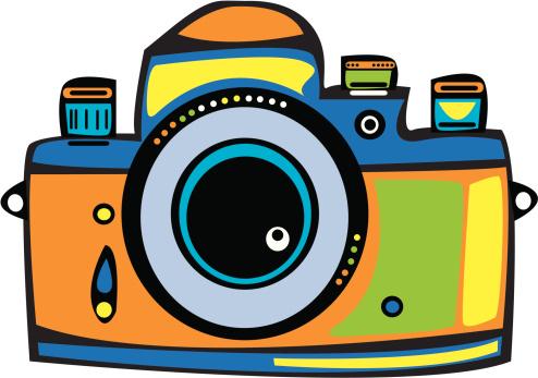 Вектор Современной Фотоаппарат Фильма Изолирован На Белом Фоне — стоковая  векторная графика и другие изображения на тему Без людей - iStock