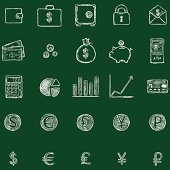 Vector Finance Icons