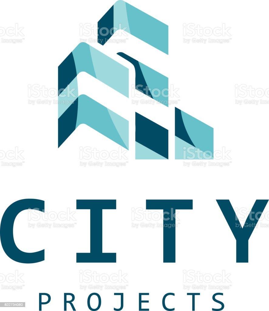 Vector construction plate société marque modèle. - Illustration vectorielle