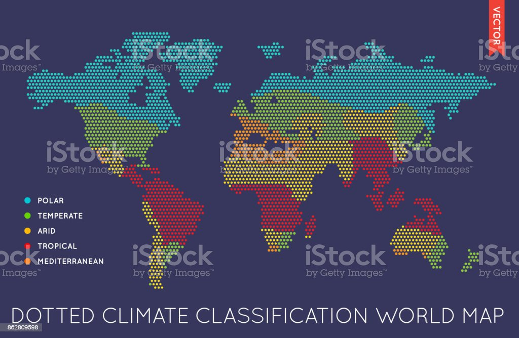 Vector flat world map infographic map of the world stock vector art vector flat world map infographic map of the world royalty free vector flat gumiabroncs Images