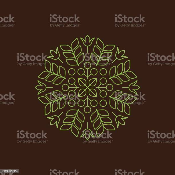 Vector floral element vector printing for natural products linear vector id839079952?b=1&k=6&m=839079952&s=612x612&h=ogo8znazziha tyh7l2xhncnblnr1padlq5j q4ozkc=