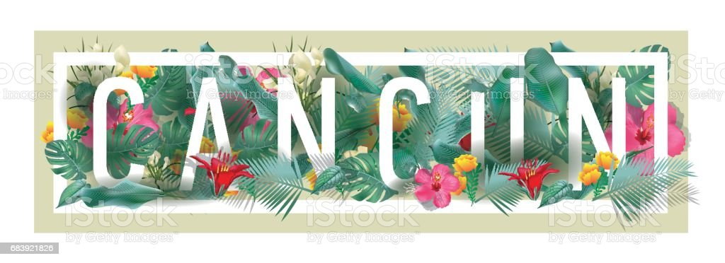 Royalty Free Cancun Clip Art Vector Images Illustrations Istock
