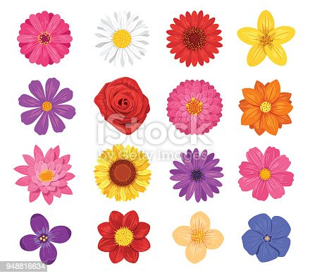 1 815 601 Flower Illustrations Royalty Free Vector Graphics Clip Art Istock