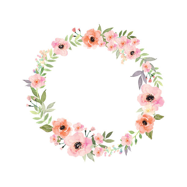 Royalty free flower clip art vector images illustrations istock vector flowers frame elegant floral collection with isolated flowers vector art illustration mightylinksfo