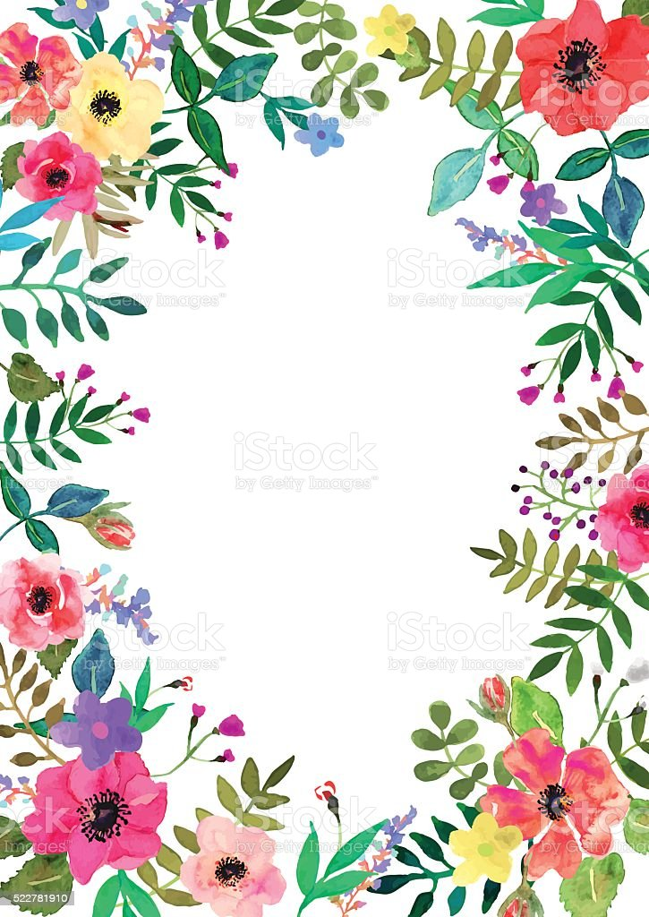 Vector flowers set colorful floral collection with leaves and vector flowers set colorful floral collection with leaves and flowers royalty free vector stopboris Image collections