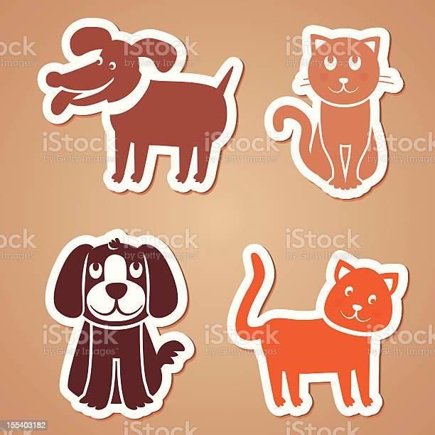 Vector funny dogs and cats vector id155403182?b=1&k=6&m=155403182&s=612x612&h=sh7kddb1enh8x7kijhd4say6xufivop 4gkoxcnwthy=
