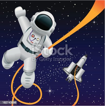 Vector funny space