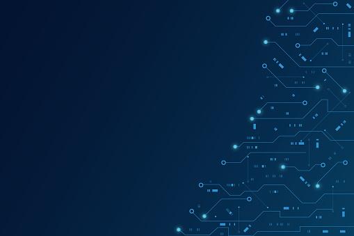 向量未來電路板 電子主機板 通信和工程概念 高科技數位技術概念向量圖形及更多主機板圖片