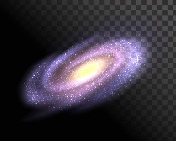 vector galaxy - галактика stock illustrations
