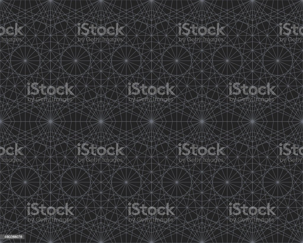 Vector Geometric Pattern vector art illustration