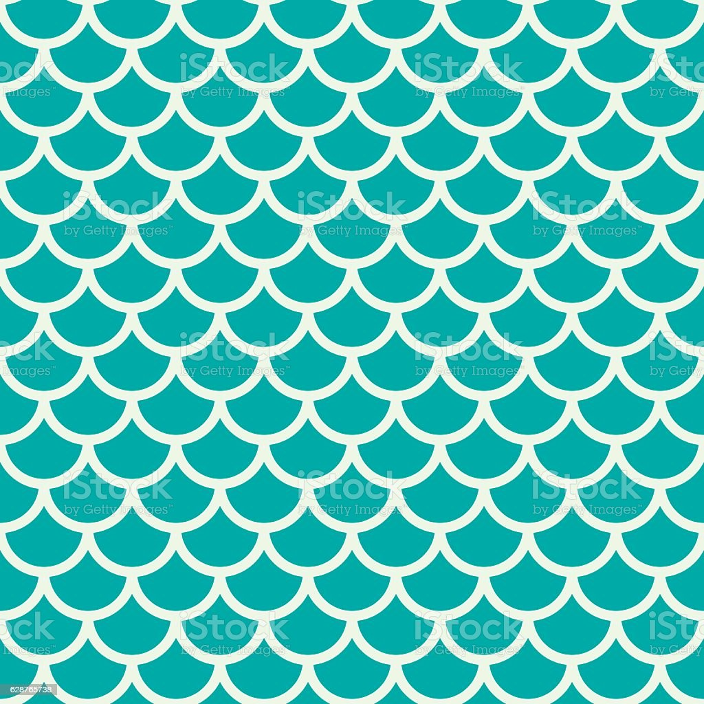 Vector geometric seamless pattern, abstract endless composition vector art illustration