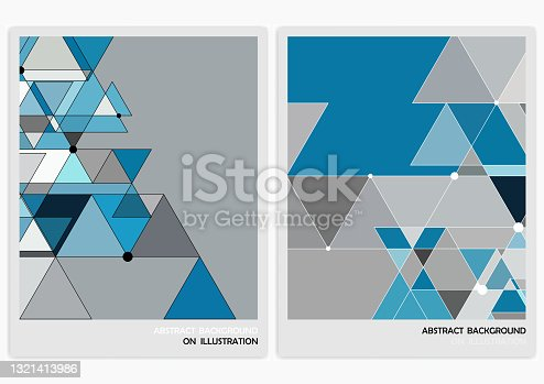 Vector geometric textured pattern banner background for design