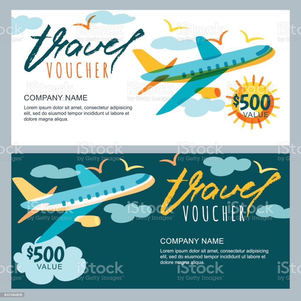 free air travel coupons