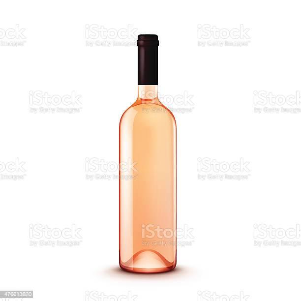 Vector glass wine bottle isolated on white background vector id476613620?b=1&k=6&m=476613620&s=612x612&h=h5tkui9ipdqvfbjwrf061mdcop1nyrn2pjb2xtb osw=