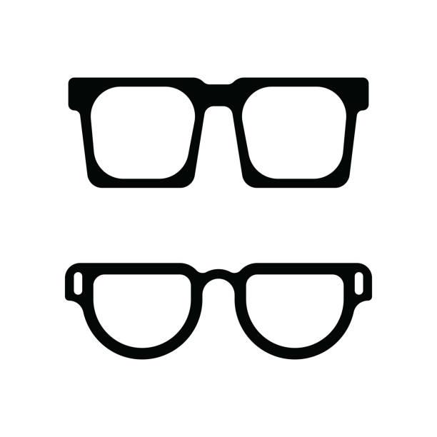 vektor-gläser - uncool stock-grafiken, -clipart, -cartoons und -symbole