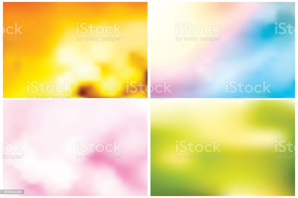 vector glitter sweet color vector art illustration