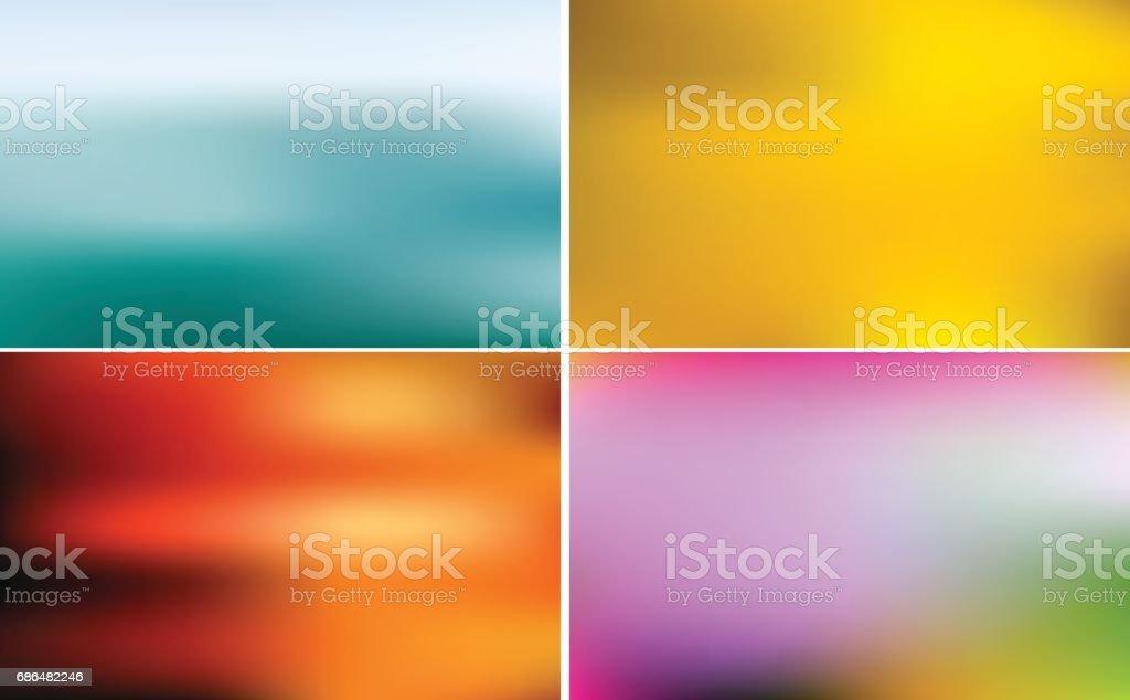 vector glitter sweet color - Royalty-free Abstrato arte vetorial