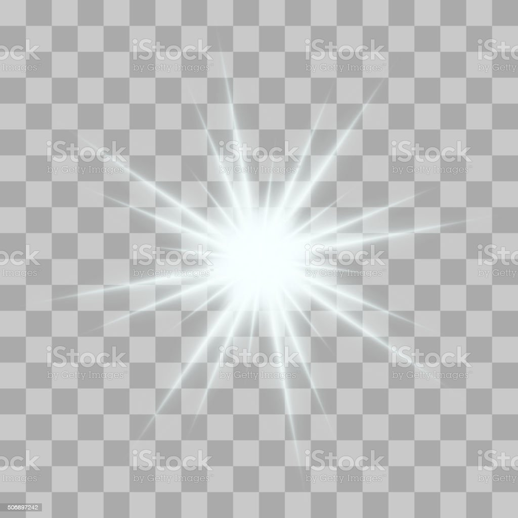 vector glowing light bursts with sparkles on transparent background vector id506897242 vector glowing light bursts with sparkles on transparent background