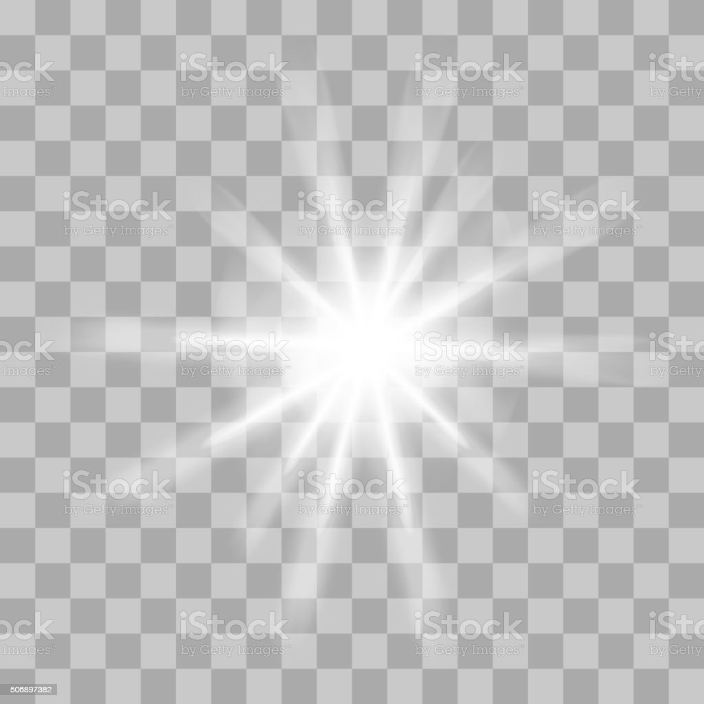vector glowing light bursts with sparkles on transparent background vector id506897382 vector glowing light bursts with sparkles on transparent