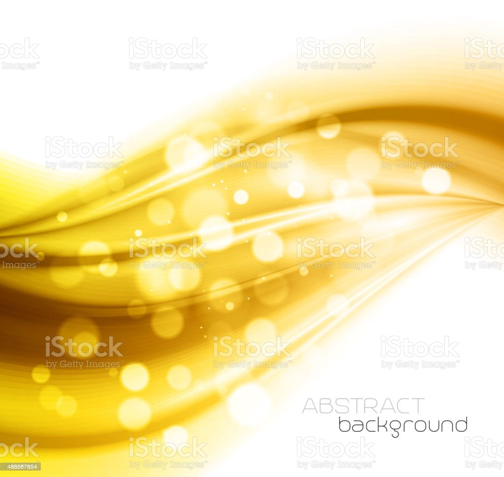 vector gold background vector art illustration