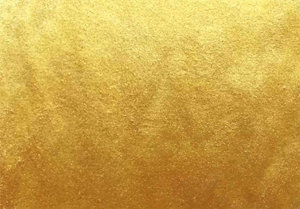 vector golden foil background - gold stock illustrations