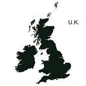 Vector Great Britain Pictogram