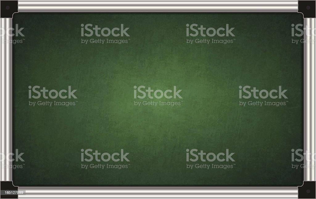 Vecteur vert repasser - Illustration vectorielle